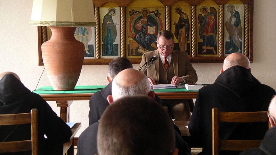 Session à l'abbaye de Randol