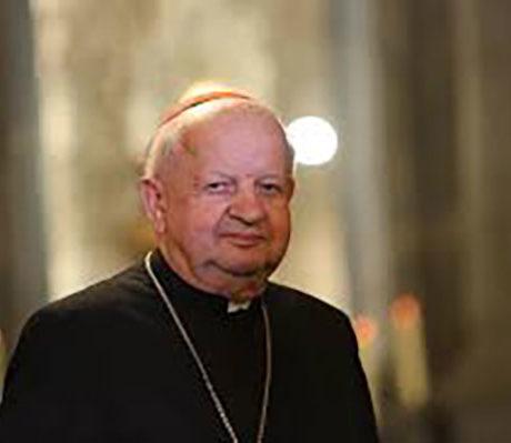 Rencontre avec le cardinal Dziwisz