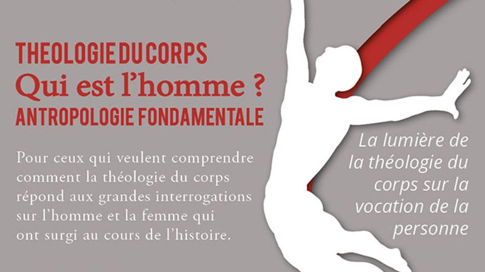 « Qui est l'homme ? - Anthropologie fondamentale » - Lyon