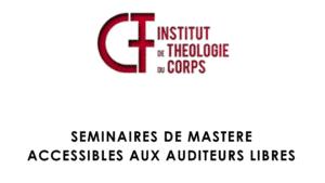 Séminaires de Mastère accessibles aux auditeurs libres
