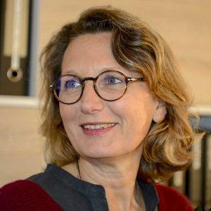 Marie GRISON - Responsable administrative et pédagogique de l'Institut de théologie du Corps