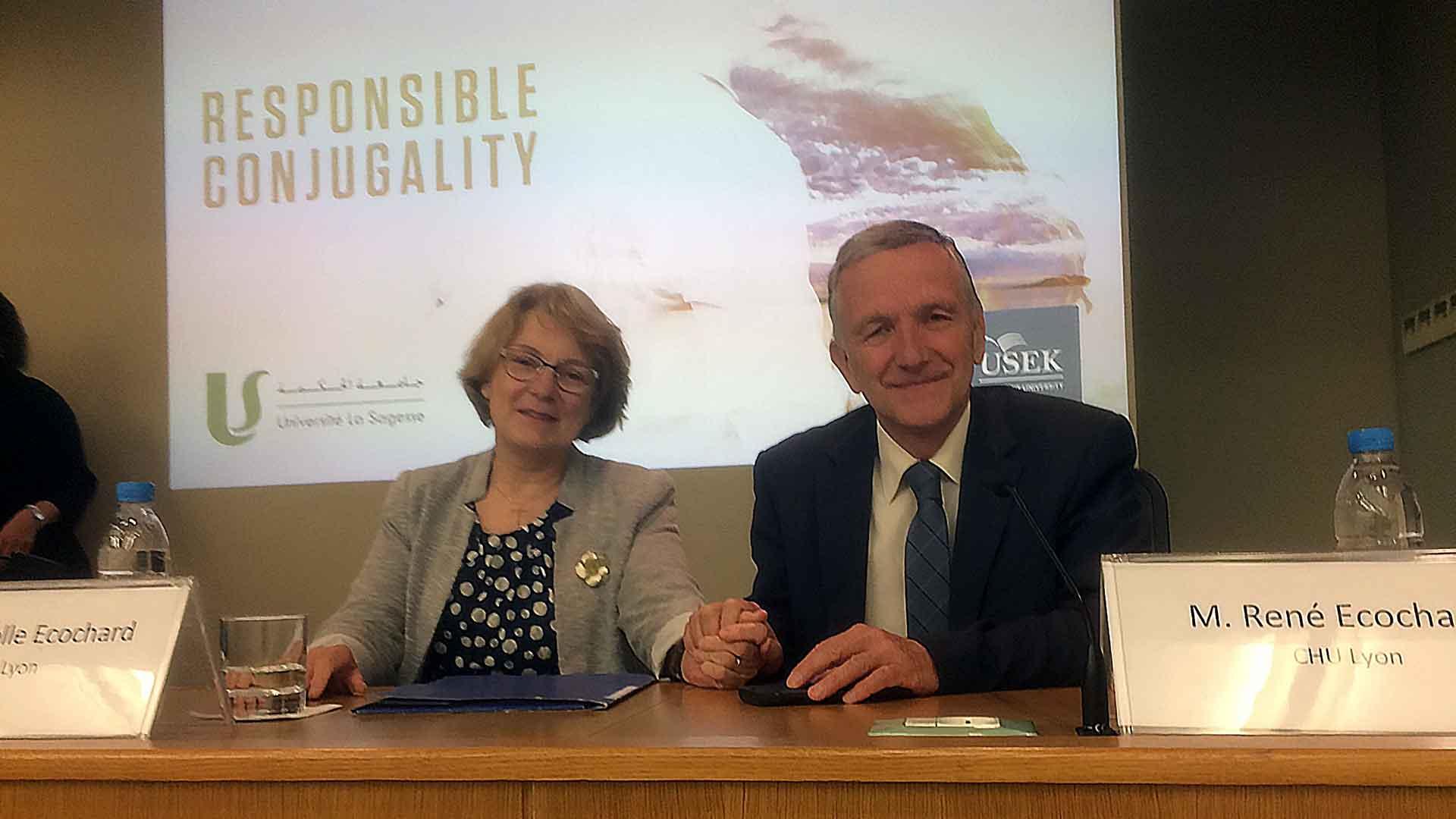 """""""Conjugalité responsable"""" au Liban"""