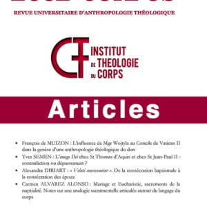 Articles Ecce Corpus