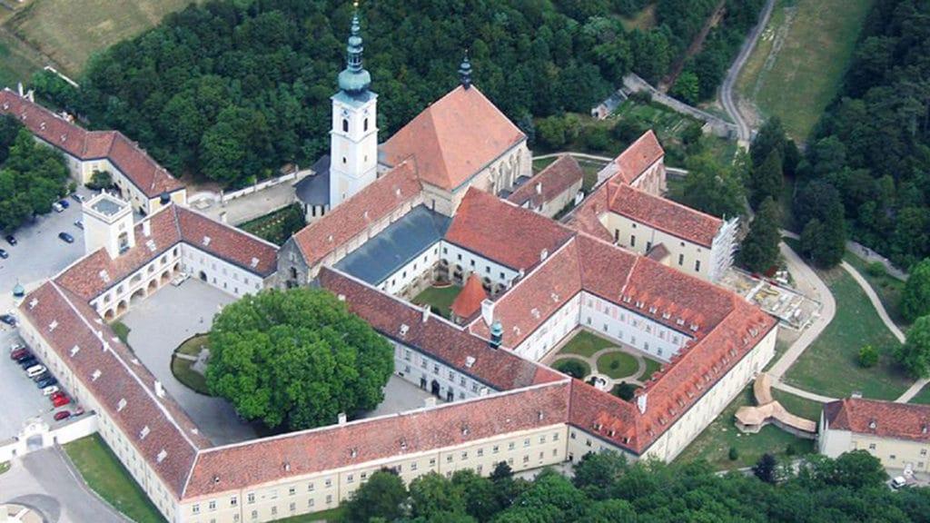 Session à l'Abbaye d'Heiligenkreuz