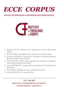 Ecce Corpus N°2
