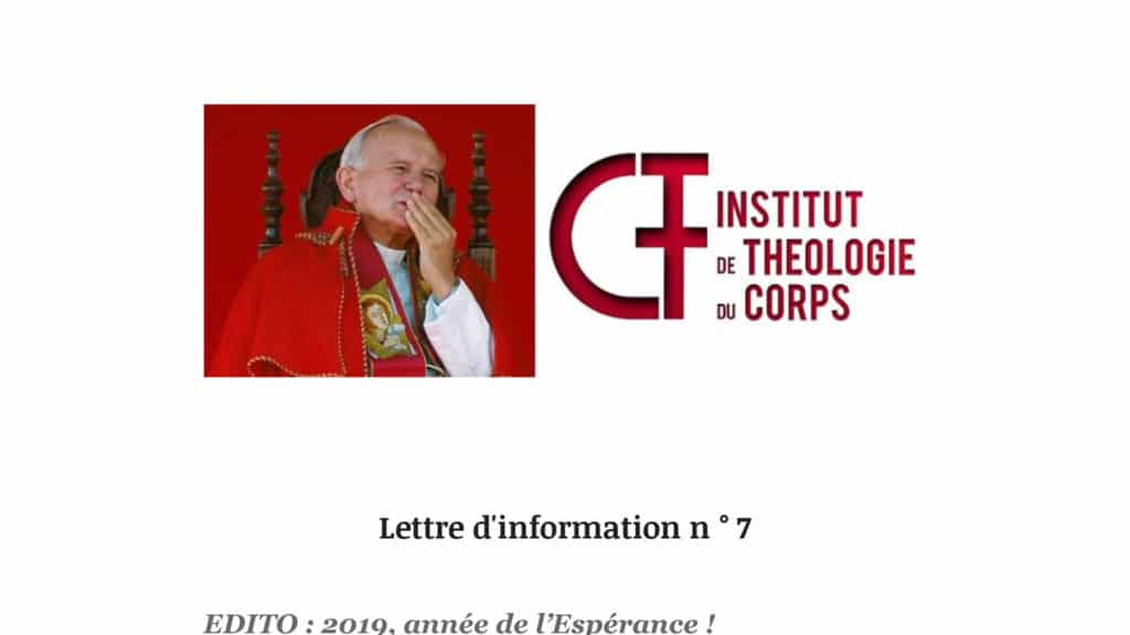 Lettre d'information N°7 – janvier 2019