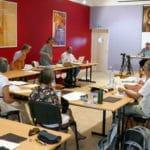 Session d'été « Transmettre la théologie du corps » à l'abbaye de Champagne