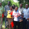 Le Père Pascal Ouedraogo, directeur de la pastorale familiale de son diocèse de Kaya, et fondateur de l'association Pro Vie Kaya (Burkina Fasso).