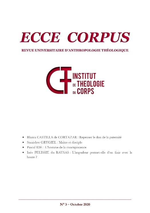 Ecce Corpus - Numéro 3